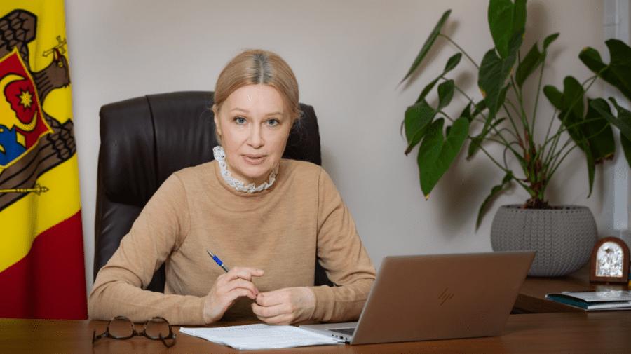 Șef(ă) nouă la Agenția de Guvernare Electronică. Cine este Tatiana Iovv