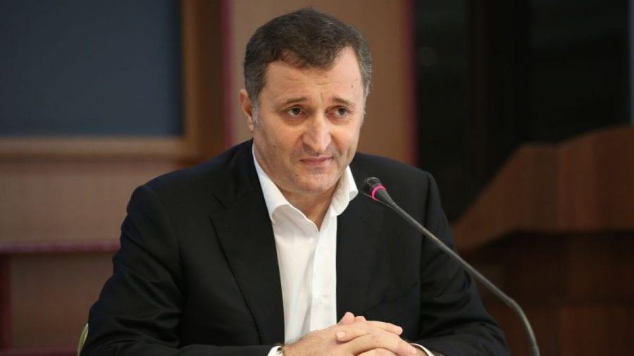 Vlad Filat: Țîrdea slujește pe oricine îi oferă plicul