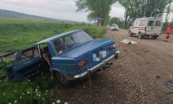 Accident tragic soldat cu decesul unui tânăr de 23 de ani. S-a produs în raionul Orhei