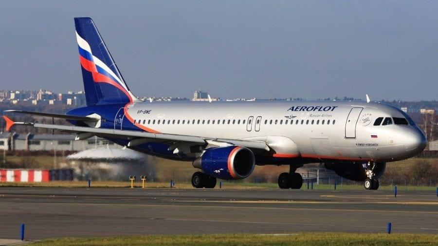 Epopeea zborurilor anulate: Compania aeriană Aeroflot amână un zbor din Moscova spre Vilnius