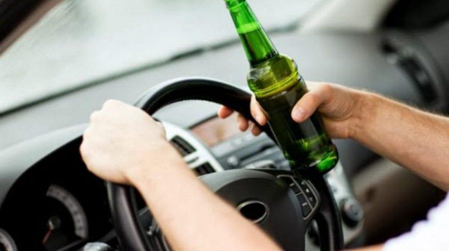 (VIDEO) Un șofer băut, prins de polițiștii din Bălți! Acesta nu a vrut să recunoască că a consumat băuturi spirtoase
