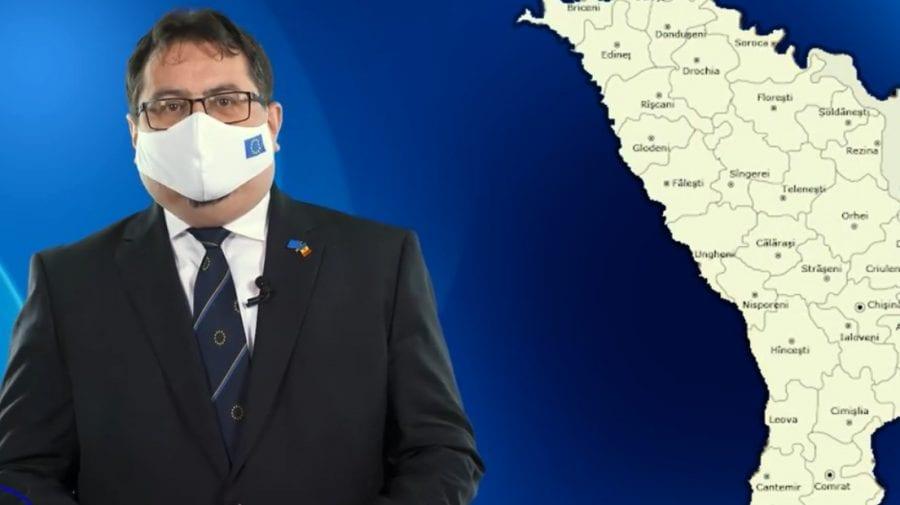 (VIDEO) Certificatele moldovenilor vaccinați anti-COVID vor fi recunoscute de UE? Ce spune Michalko