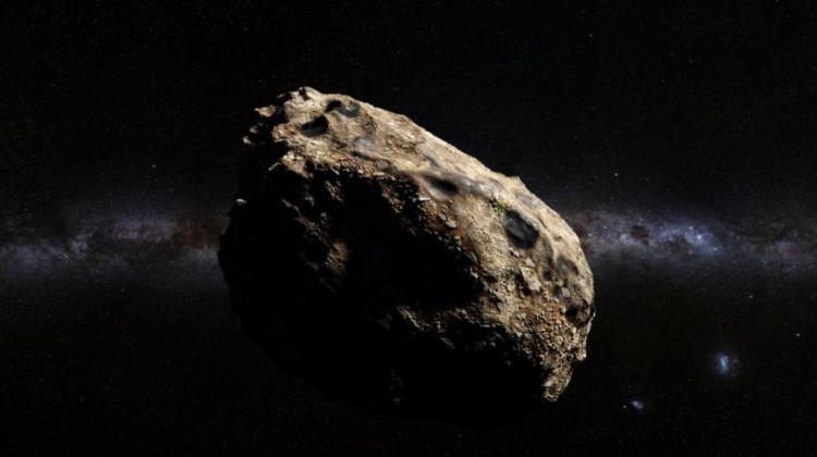 """Un asteroid de aproape 200 de metri va trece mâine pe lângă Pământ. Distanța va fi """"potențial periculoasă"""""""