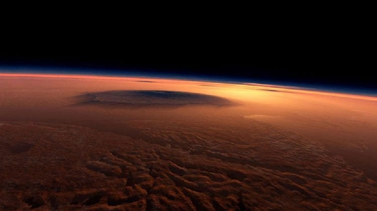 (FOTO) Descoperirea care a șocat cercetătorii! Marte, locuibilă în perioada recentă ?