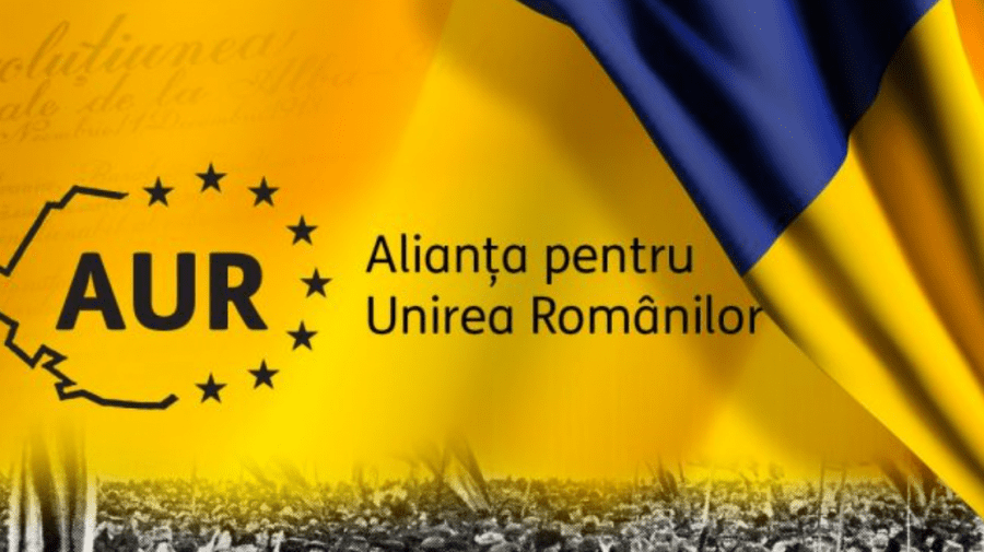 "(VIDEO) ""Noi vom pleda împotriva traseismului politic!"" AUR a depus actele la CEC"