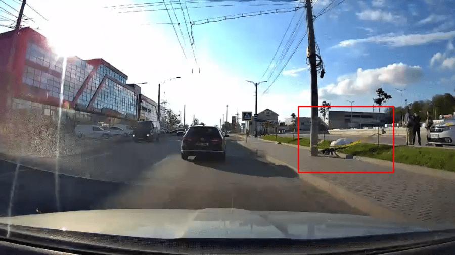 (FOTO, VIDEO) Și-a găsit sfârșitul pe o stradă din Capitală! Poliția: A făcut stop cardiac