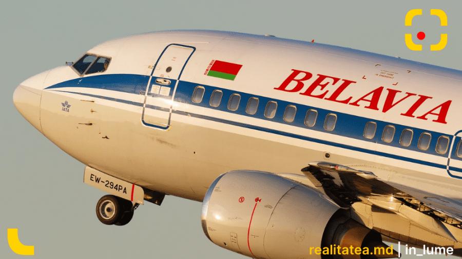 Avioanele din Belarus sunt interzise deja în opt țări