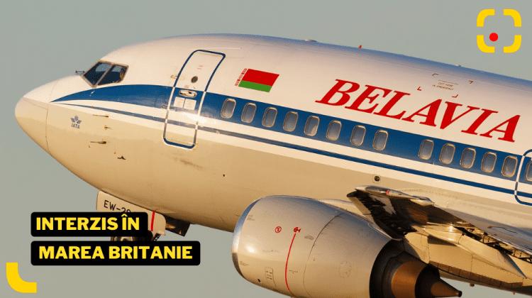 """ULTIMA ORĂ! Prima țară care refuză să mai primească zborurile transportatorului național belarus """"Belavia"""""""