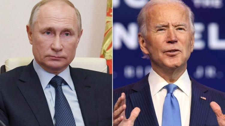 Biden speră la o întâlnire cu Putin cât mai curând posibilă. Vezi când se vor întâlni cei doi lideri