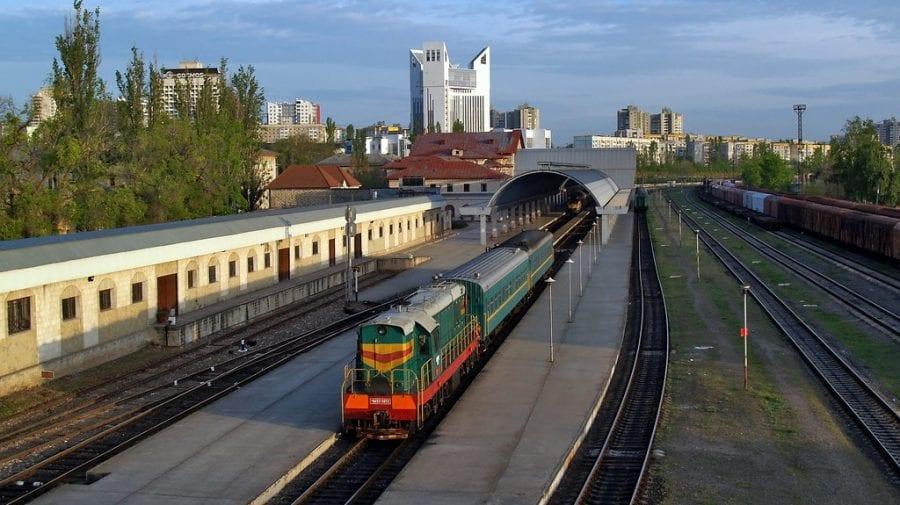CFM face anunțul: Trenul Odesa – Chișinău – Odesa își reia activitatea. De când?