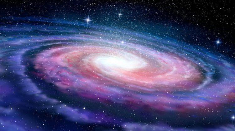 NASA a publicat o imagine spectaculoasă din centrul galaxiei Calea Lactee