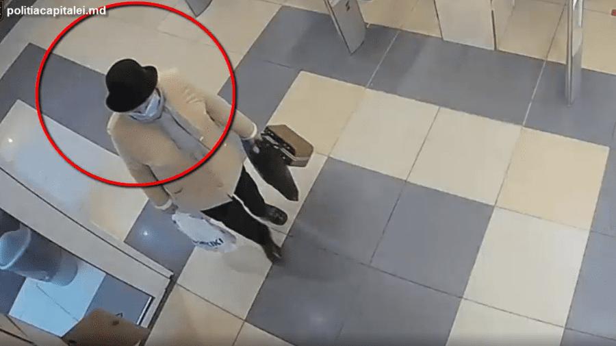 (VIDEO) Dacă o recunoști, anunță Poliția! Femeia este căutată pentru furt