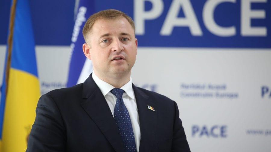 (DOC) Lista PACE, aprobată de CEC, pentru alegerile parlamentare anticipate