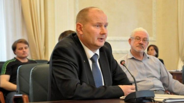 Nicolai Ceaus – adus la Kiev cu transportul Serviciului de Securitate din Ucraina