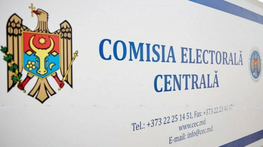 53 de partide și organizații social-politice pot participa la alegerile parlamentare anticipate