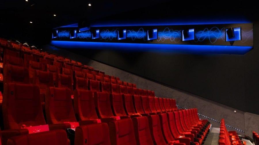 Începând cu ziua de astăzi, puteți viziona filme la cinematografele din Capitală!