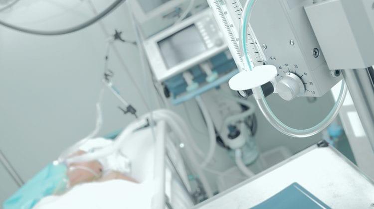 Aproape jumătate din nr. oficial al pacienților infectați cu Covid-19 din întreaga republică sunt internați la spital