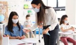 Sinteza MECC: 17 clase și 30 de grupe de copii, în carantină din cauza COVID-19