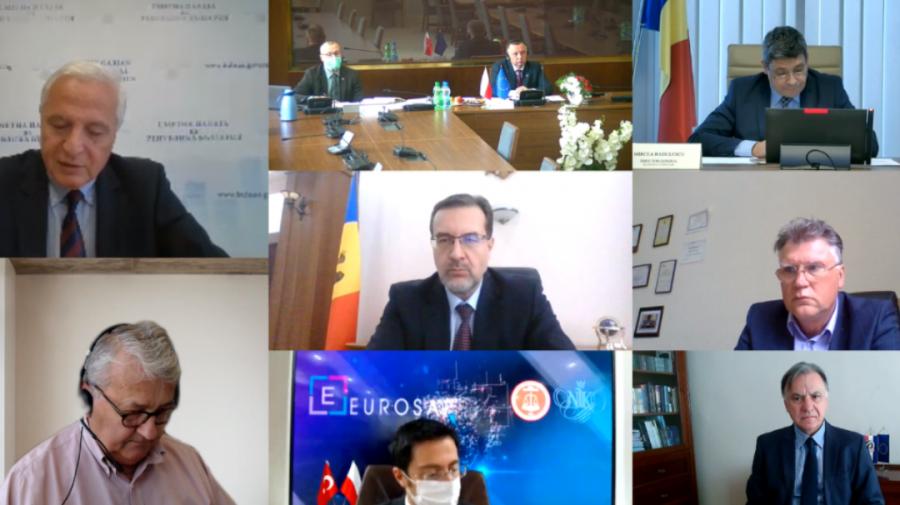 Președinții instituțiilor supreme de audit, la discuții despre provocările legate de asigurarea independenței ISA