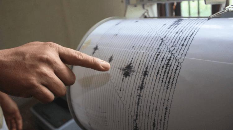 Cutremur cu magnitudinea de 4,7, în plină noapte. Unde s-a produs seismul