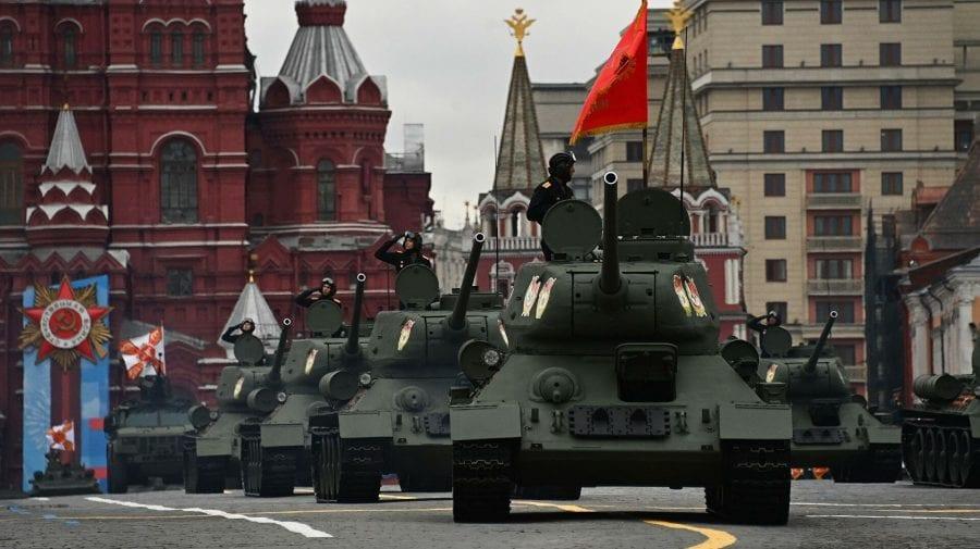 Vladimir Putin: Poporul sovietic a apărat patria și a eliberat țările Europei de ciuma neagră