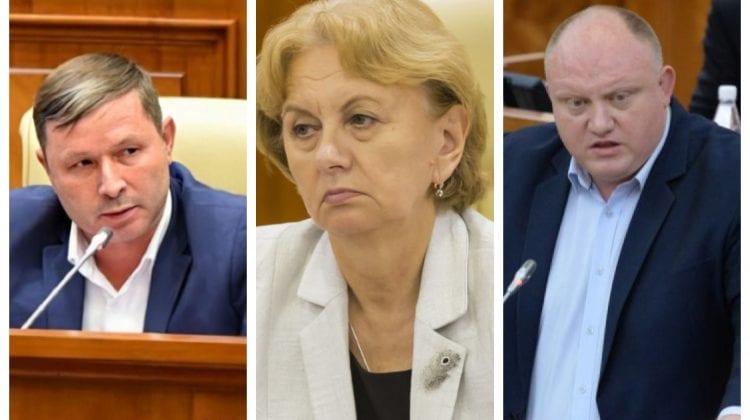 Pe final de mandat, Greceanîi, Bolea și Mudreac efectuează o vizită de lucru în Belarus