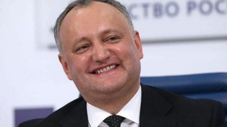 Igor Dodon anunță primii 10 candidați de pe lista BECS. Câți dintre aceștia sunt socialiști și câți comuniști