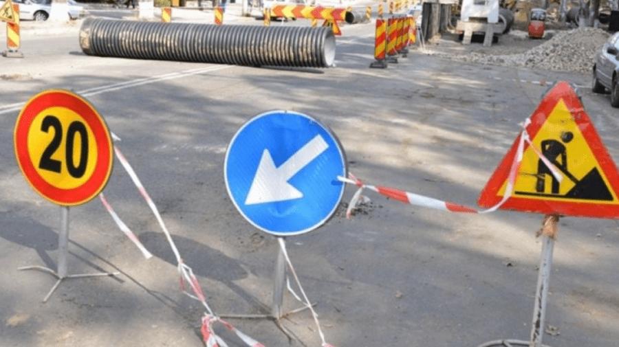 ATENȚIE! Pe câteva străzi din Capitală va fi sistat traficul rutier