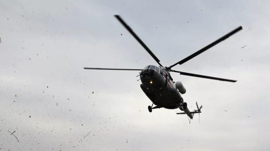Un elicopter rus a dispărut fără urmă în regiunea Kamceatka