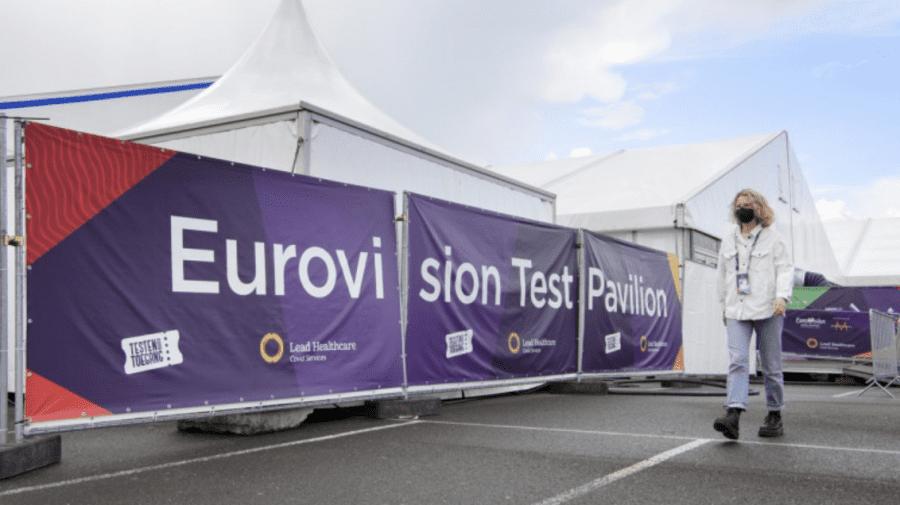 Delegația României la Eurovision, băgată în carantină din cauza unui caz de COVID-19 în hotel