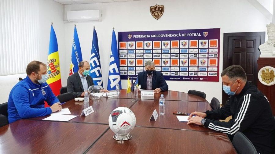 Sheriff Tiraspol va fi gazda finalei Cupei Moldovei la fotbal