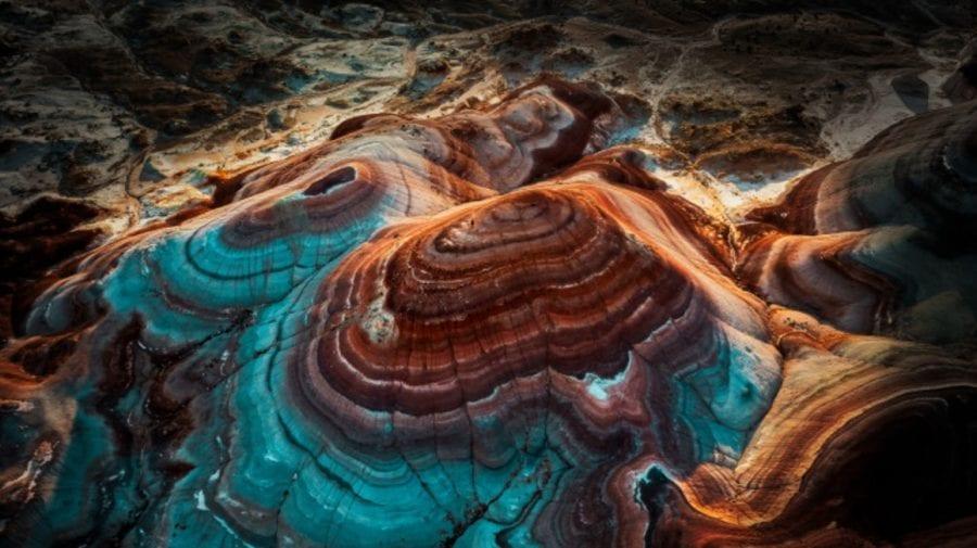 (GALERIE FOTO) Imagini spectaculoase surprinse într-o zonă vulcanică greu accesibilă din SUA