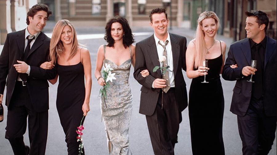 """(VIDEO) Serialul """"Friends"""" revine pe micile ecrane!"""