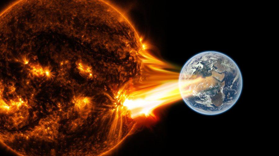 Pământul va fi lovit de o furtună magnetică în următoarele două zile! Cum ne poate afecta sănătatea