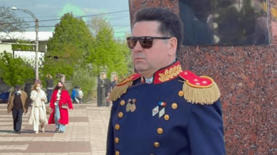Socialistul Gațcan fudul în uniformă, deși nu a făcut armata: Sunt bine. Totul este ok