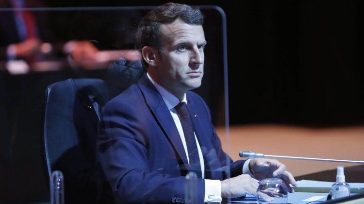 Emmanuel Macron vine cu detalii despre discuțiile UE cu privire la Rusia și Brexit