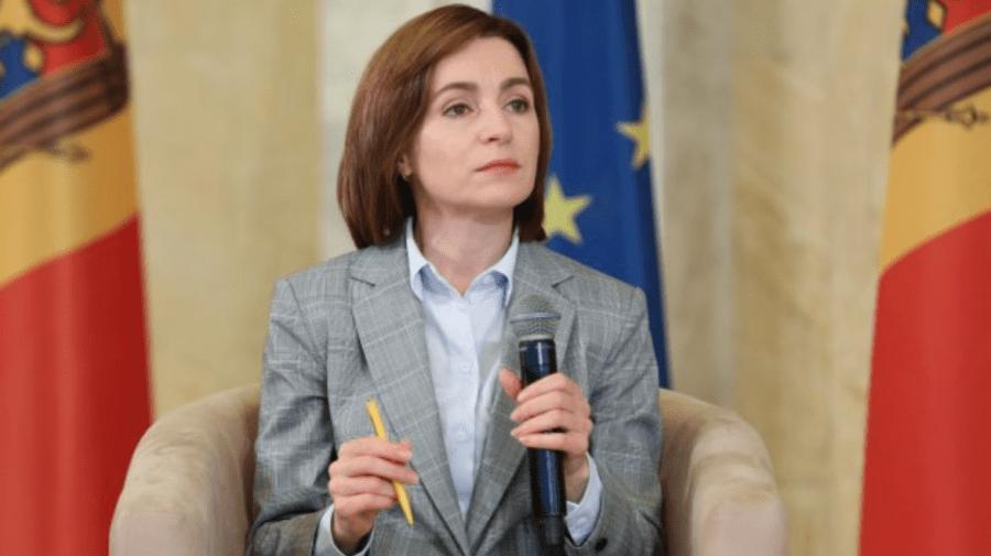 Maia Sandu: Cred că PSRM mai mult își face campanie pe numele meu decât PAS