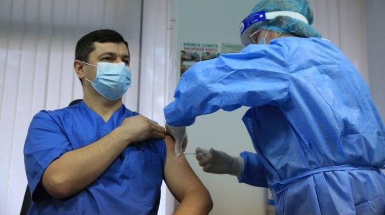 Mai puțini lucrători medicali infectați cu noul coronavirus în Moldova. Explicația MSMPS