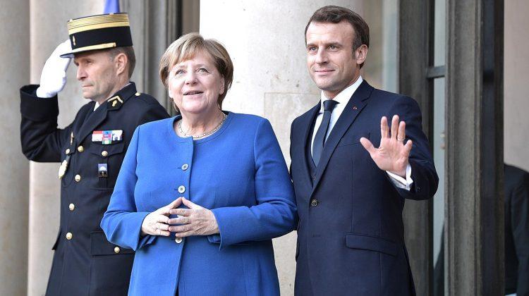 Macron și Merkel cer explicații de la SUA și Danemarca privind cazul de spionaj