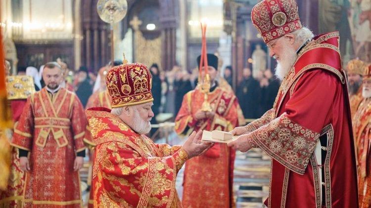 (FOTO) Republica Moldova s-a ales cu alți patru arhiepiscopi! Unde slujesc aceștia