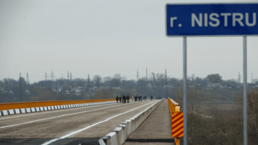 Libera circulație peste Nistru va fi menținută până la sfârșitul lunii mai