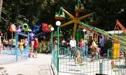 În acest weekend, parcul de distracții pentru copii din Bălți și-a reluat activitatea, după o pauză lungă