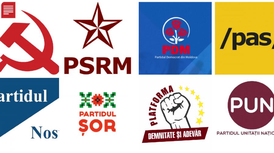 """CEC vrea sancțiuni pentru unele partide din Moldova! Liderii """"au uitat"""" să prezinte rapoartele financiare"""