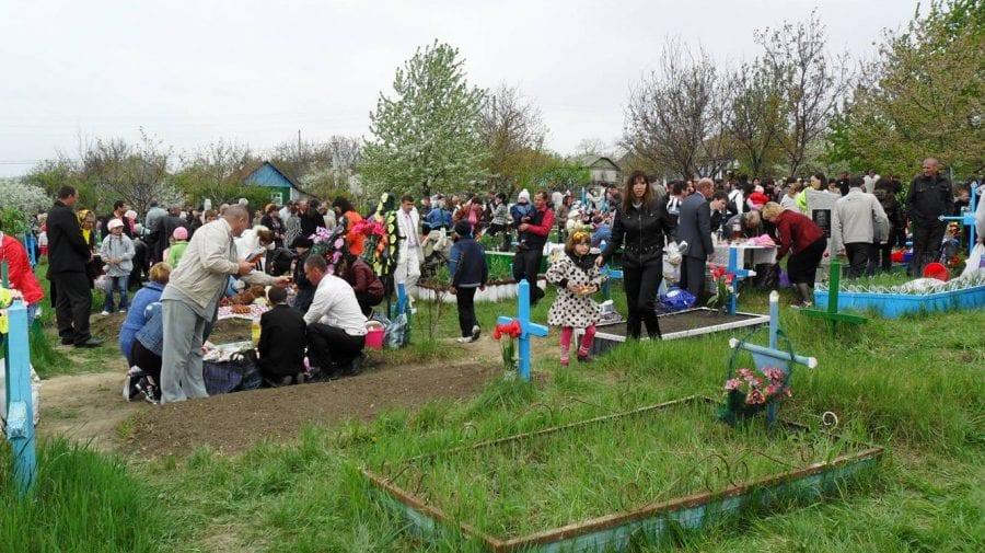 De Blajini, autoritățile de la Bălți nu vor restricționa activitatea cimitirelor