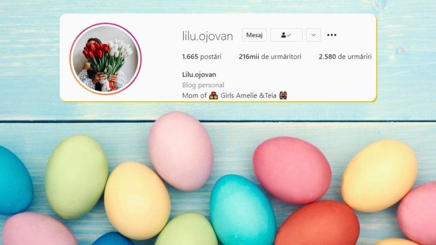 Vopsește ouăle ecologic! Bloggerița Lilu te învață cum obții diverse culori