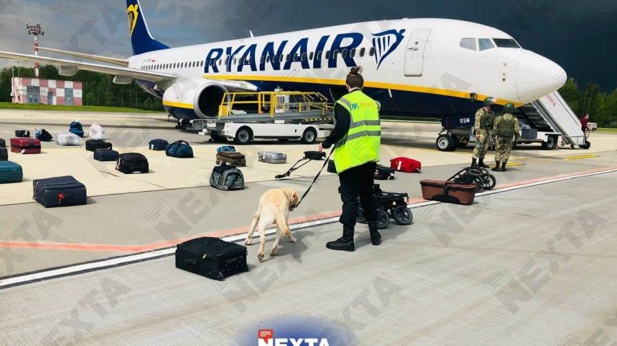 MAEIE reacționează! Poziția RM cu privire la aterizarea forțată a avionului Ryanair la Minsk