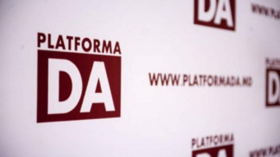 """(VIDEO) Platforma """"DA"""" a depus actele la CEC. La fotoliul de deputat aspiră și Gheorghe Petic"""
