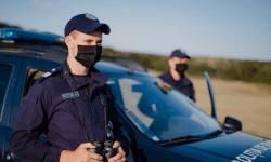 (FOTO) Bănuit în comiterea unei infracțiuni la frontieră, depistat de polițiști. Bărbatul era căutat de un an