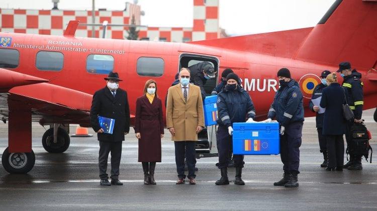 Ajutor frățesc din nou. România donează încă 100 de mii de vaccinuri și e disponibilă să ne vândă lunar câte 200 de mii