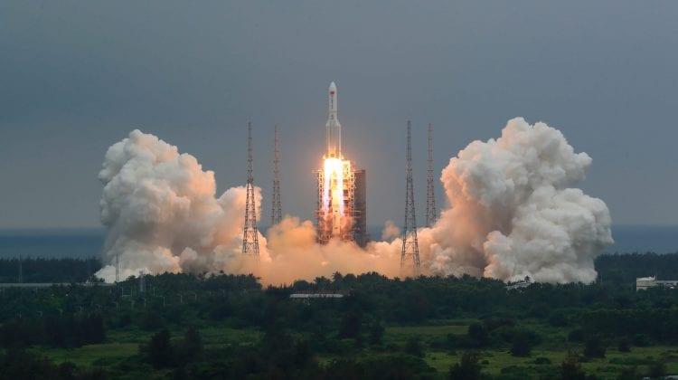 Pentagon: SUA nu va doborî rămășițele rachetei chineze, sperăm că va ateriza în ocean